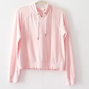 Make+Model Pink Veil Rose Pull Over Hoodie🌸🌸